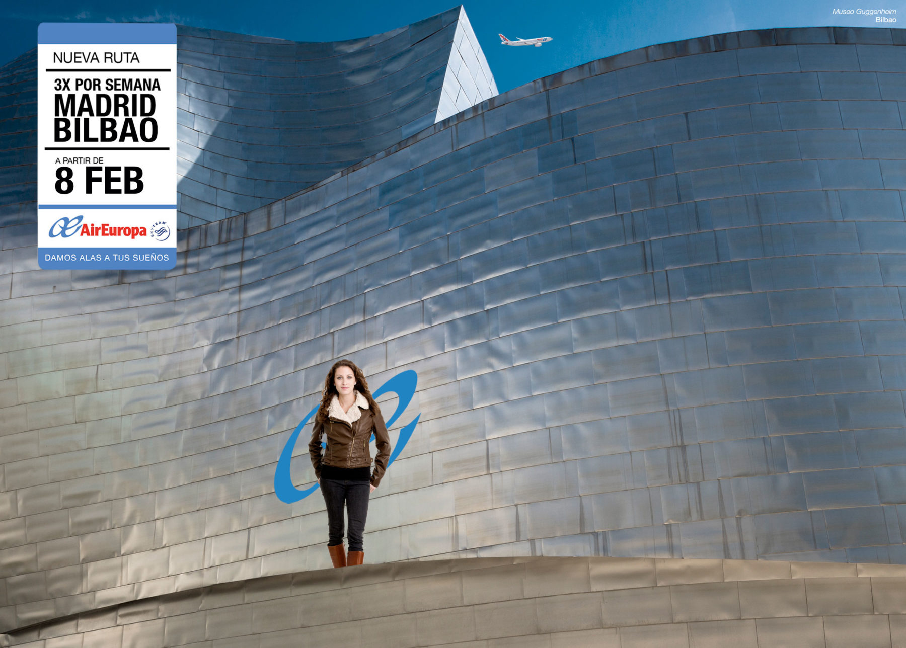 Aireuropa-Bilbao