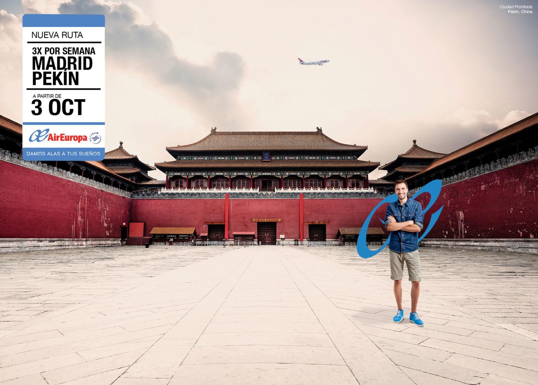 Aireuropa-Pekin