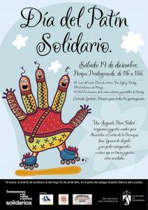 cartel PATIN SOLIDARIO2015