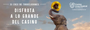 """Casino Torrelodones """"Disfruta a lo grande"""""""