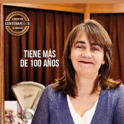 Comercios centenarios Madrid